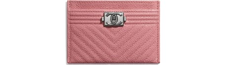 Porta carte BOY CHANEL - Pre-collezione Primavera-Estate 2020