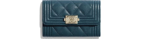 BOY CHANEL Flap Card Holder - Fall-Winter 2020/21 Pre-collection
