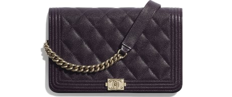 BOY CHANEL Wallet on Chain - Fall-Winter 2020/21 Pre-collection