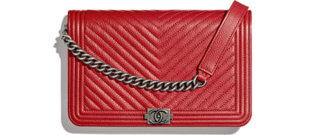 BOY CHANEL Wallet on Chain - Spring-Summer 2021 Pre-Collection
