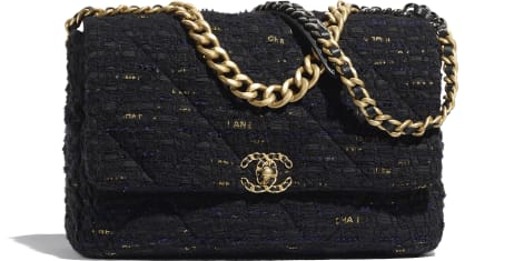 CHANEL 19 Maxi Flap Bag - Fall-Winter 2020/21
