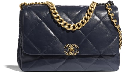 CHANEL 19 Maxi Flap Bag - Métiers d'art 2019/20