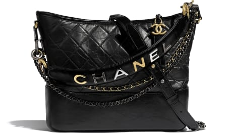 CHANEL'S GABRIELLE Large Hobo Bag - Spring-Summer 2020 Pre-Collection