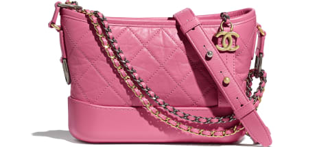 CHANEL'S GABRIELLE Small Hobo Bag - Spring-Summer 2020