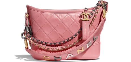 CHANEL'S GABRIELLE Small Hobo Bag - Spring-Summer 2020 Pre-Collection