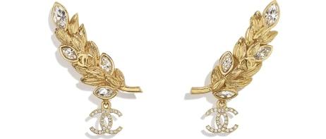 Clip-on Earrings - Métiers d'art 2019/20