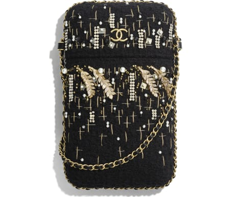 Clutch With Chain - Métiers d'Art 2019/20
