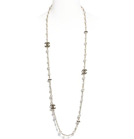 Long Necklace - Métiers d'Art 2019/20