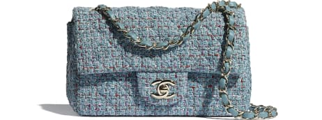 Mini Flap Bag - Spring-Summer 2021 Pre-Collection