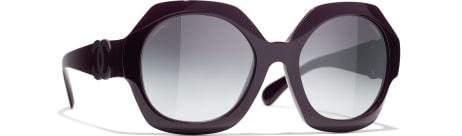 Round Sunglasses - Cruise 2020/21