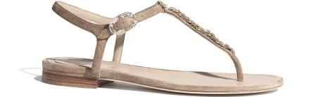 Sandales - Pré-collection printemps-été 2020
