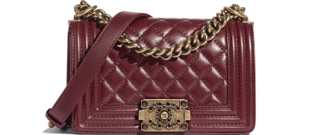 Small BOY CHANEL Handbag - Métiers d'Art 2019/20