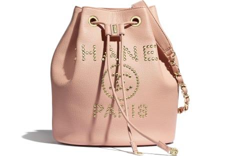 Petit sac à fermeture cordon - Pré-collection printemps-été 2020