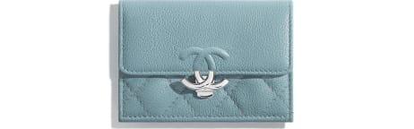 Petit portefeuille à rabat - Pré-collection printemps-été 2020