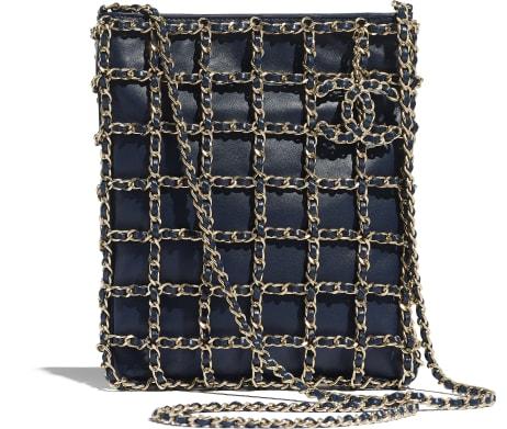 Small Shopping Bag - Métiers d'art 2019/20