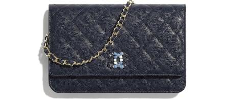 Wallet on chain - Pré-collection Printemps-Été 2021