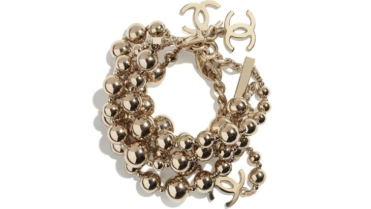 image 1 - Bracelet - Metal - Gold