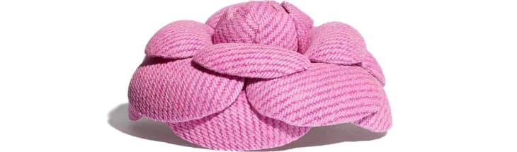 image 2 - Camellia - Cotton - Neon Pink
