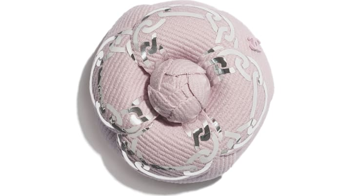 image 1 - Camélia - Coton - Rose