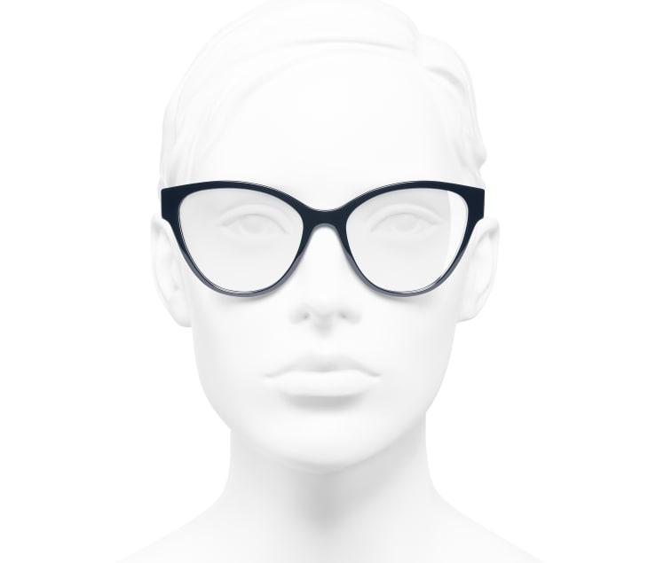 Gafas para graduar con montura ojo de gato