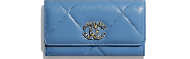 Cartera con solapa CHANEL 19