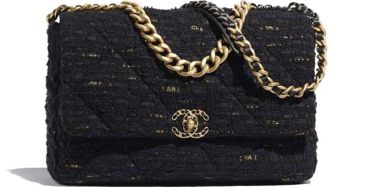 CHANEL 19 Maxi Flap Bag