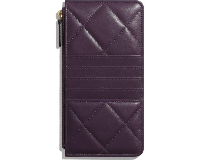 CHANEL 19 Phone & Card Holder
