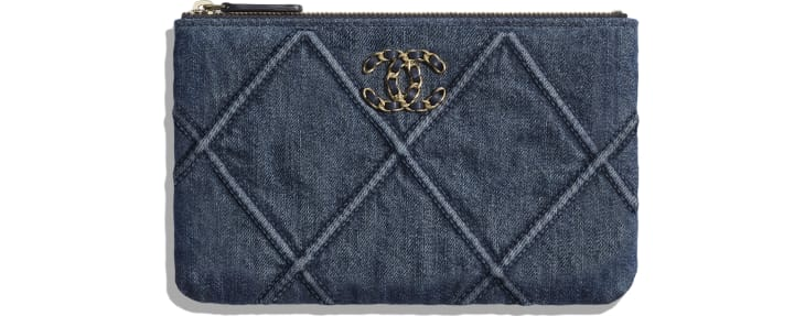 CHANEL 19 Small Pouch