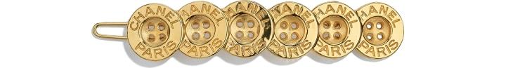 image 1 - Acessório De Cabelo - Metal - Dourado