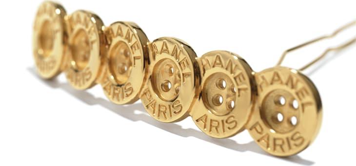 image 3 - Acessório De Cabelo - Metal - Dourado