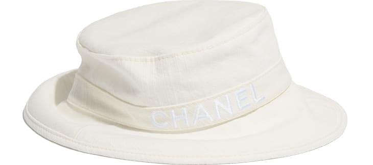 image 2 - Hat - Cotton - White
