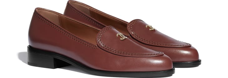 image 2 - Loafers - Calfskin - Brown