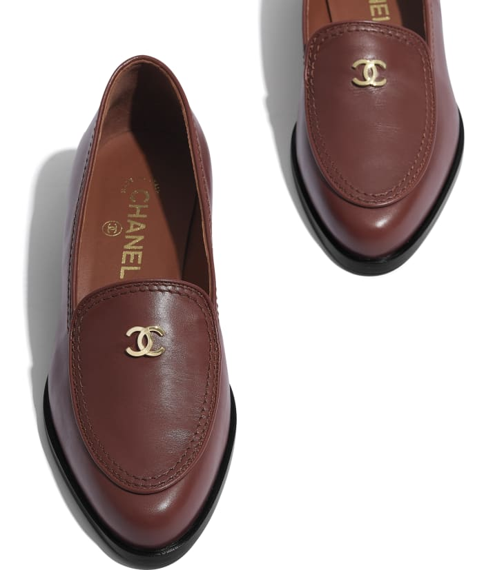 image 4 - Loafers - Calfskin - Brown