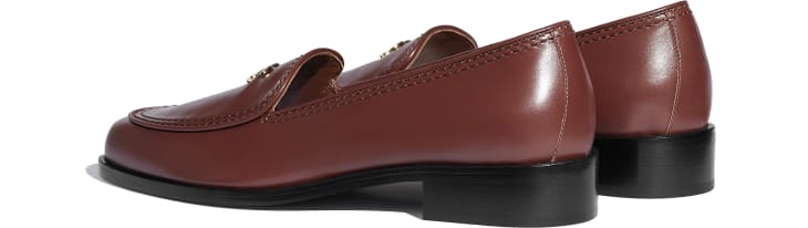 image 3 - Loafers - Calfskin - Brown