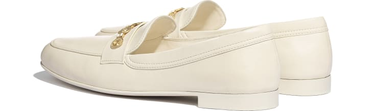 image 3 - Loafers - Lambskin - Ivory