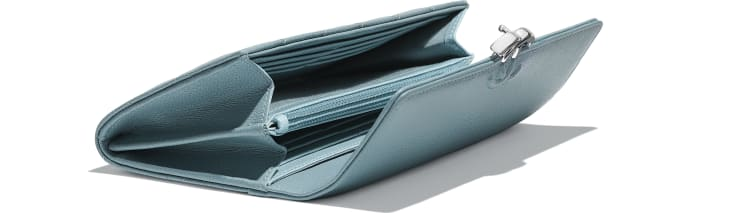 Long Flap Wallet