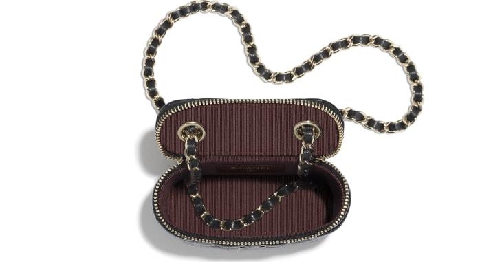 Vanity Case mini con catena classica