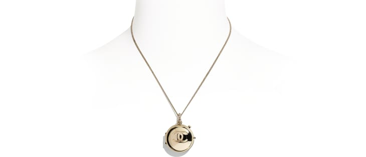 image 1 - Necklace - Metal - Gold