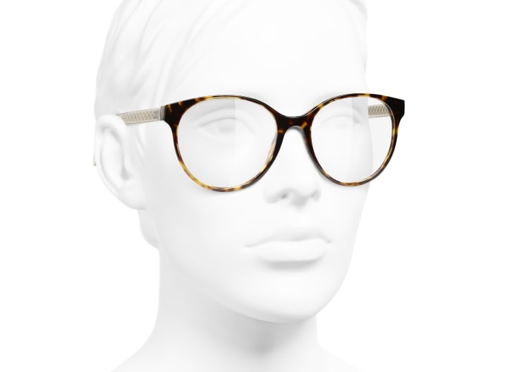 image 6 - Óculos Pantos - Acetato - Tartaruga Escura