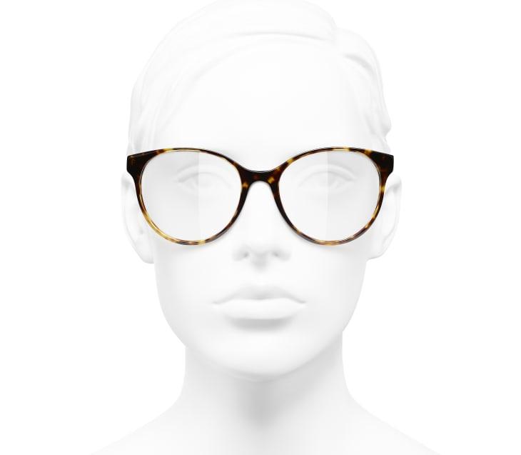 image 5 - Óculos Pantos - Acetato - Tartaruga Escura