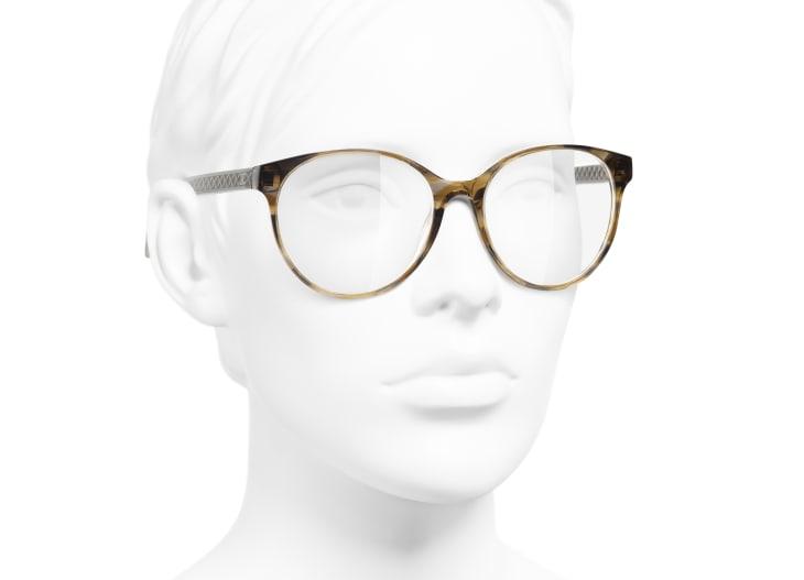 Pantos Eyeglasses