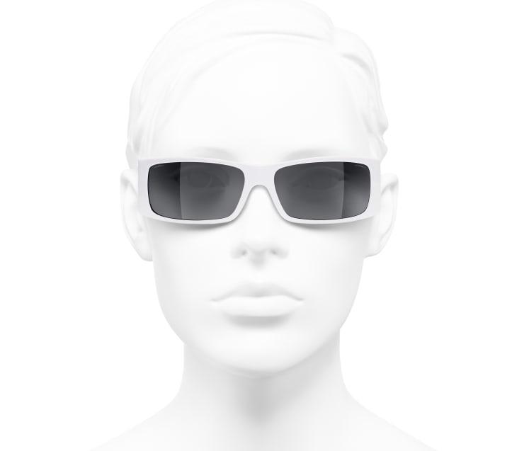 Óculos De Sol Retangulares