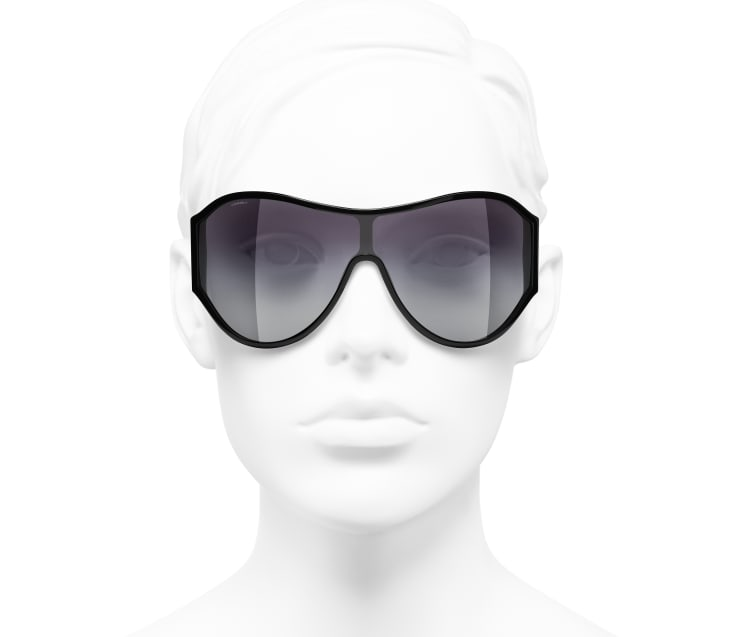 Gafas de sol montura ancha