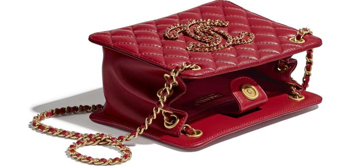 Small Accordion Handbag