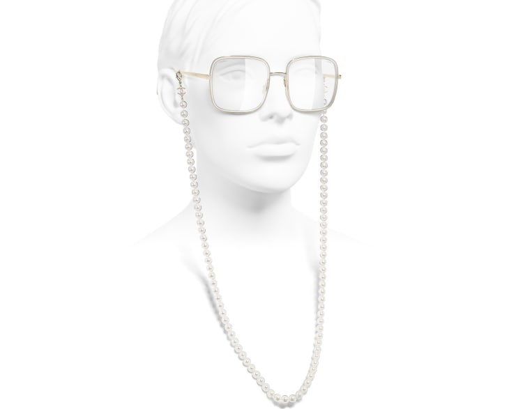 Quadratische Sonnenbrille
