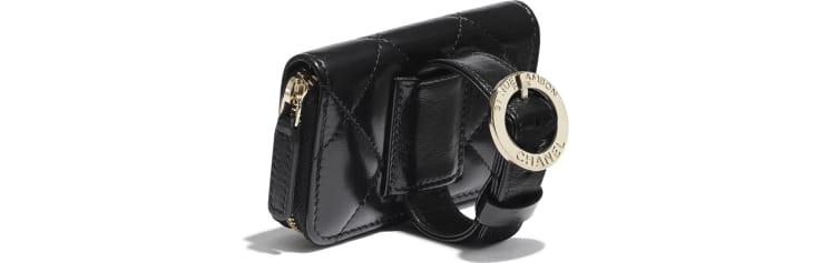 Zipped Coin Purse Wristlet