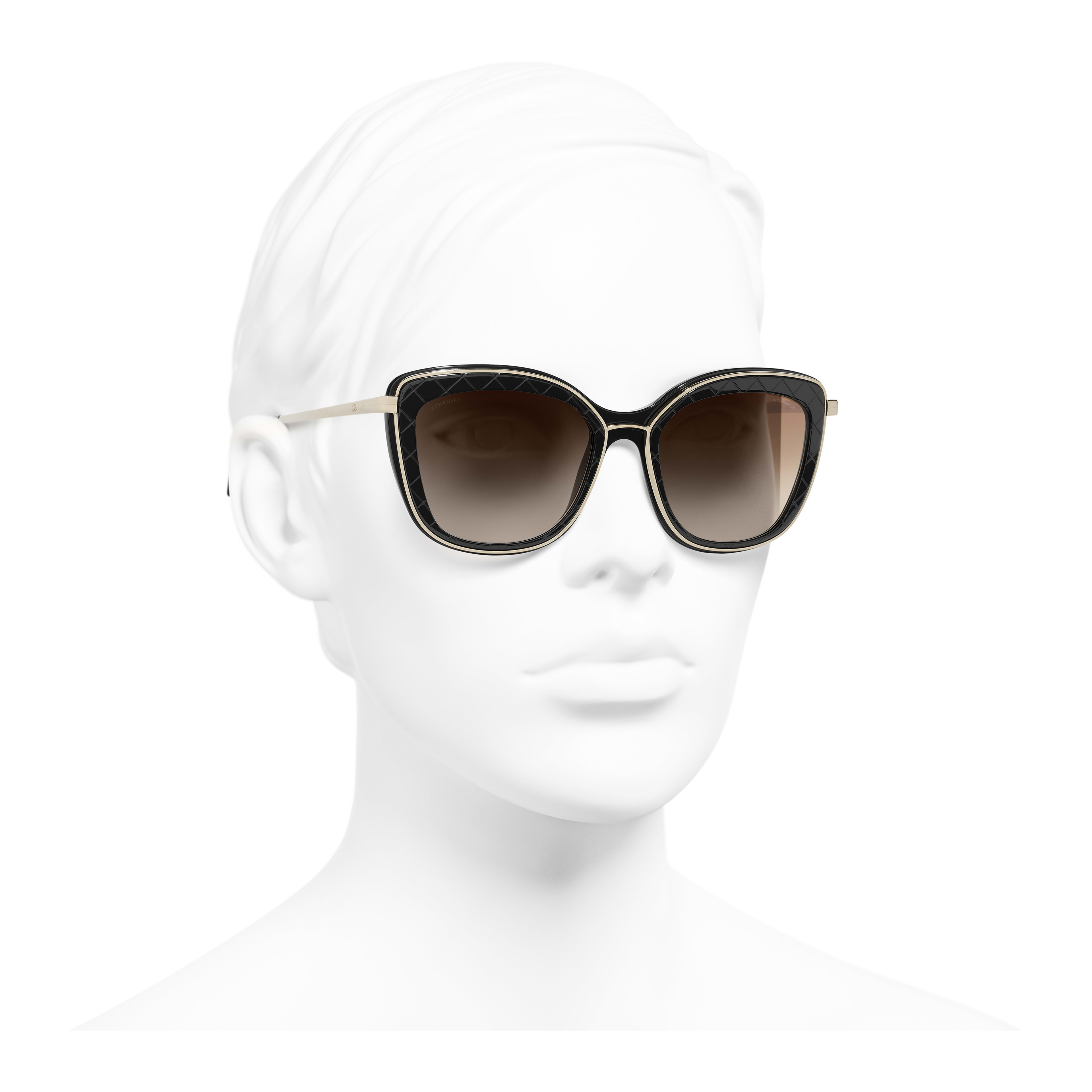 7481ffd4b961 Chanel Butterfly Acetate Sunglasses - Best Image Of Butterfly ...