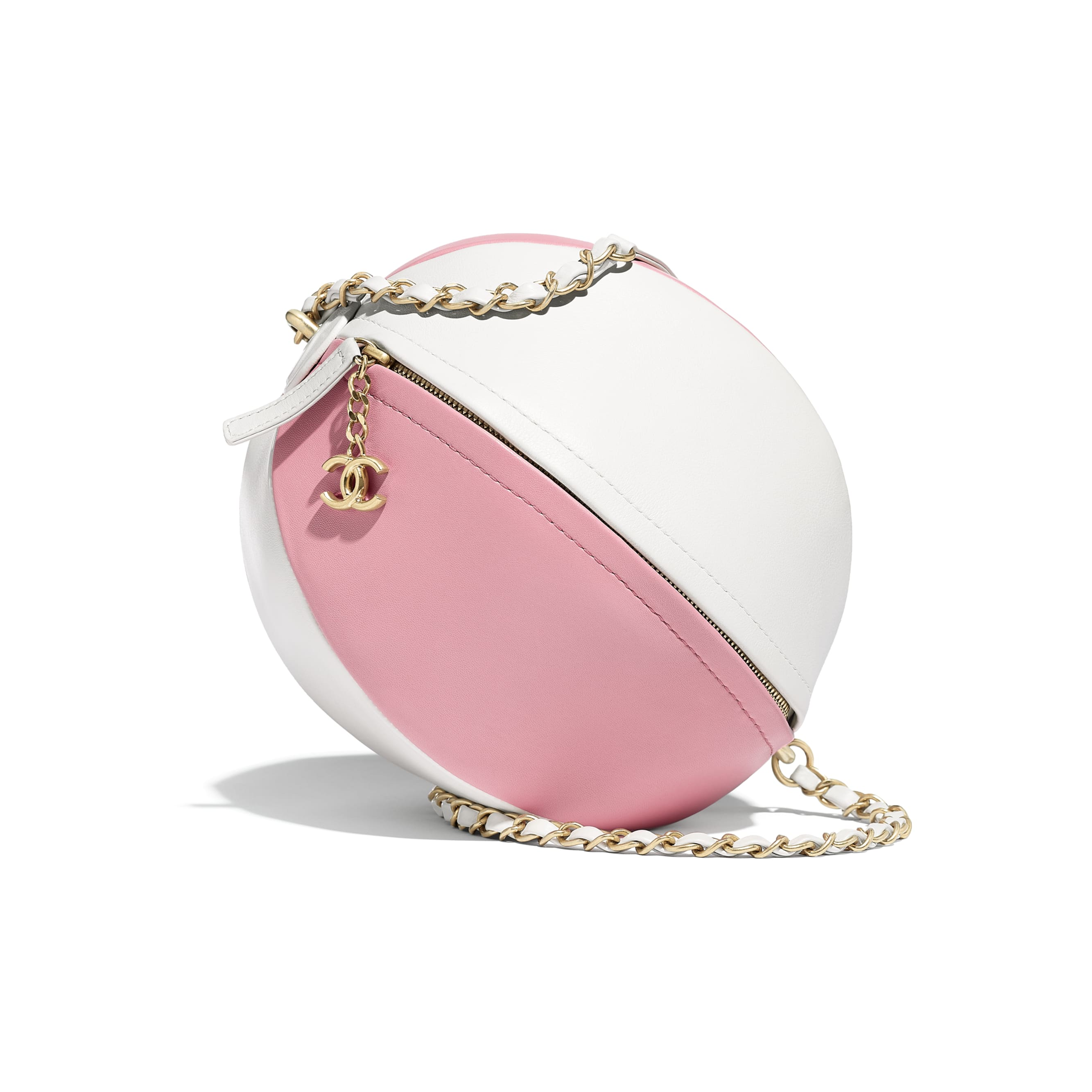 0946b7eb679b beach-ball-handbag-white-pink-calfskin-g