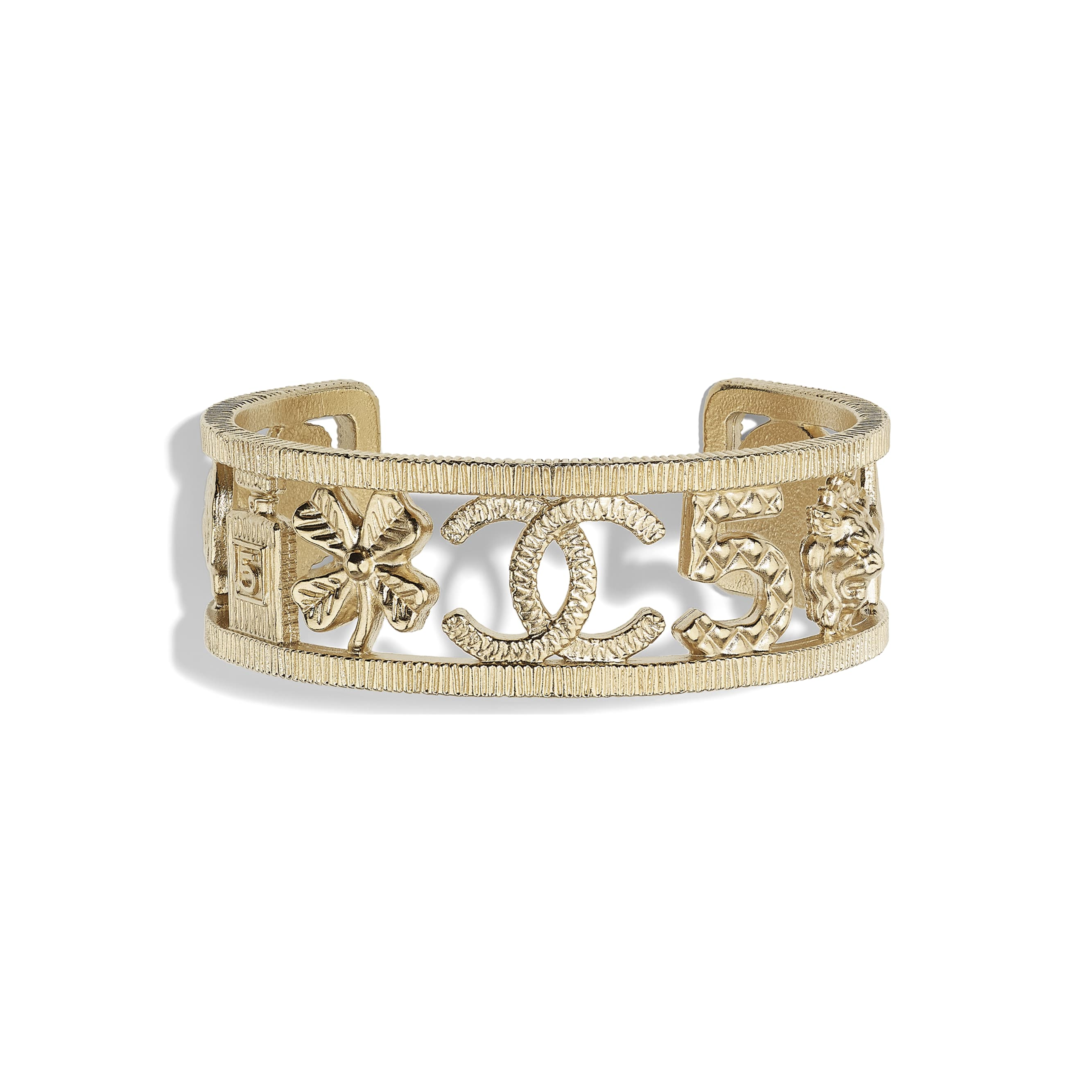 Bracelet - Gold - Metal - Default view - see standard sized version