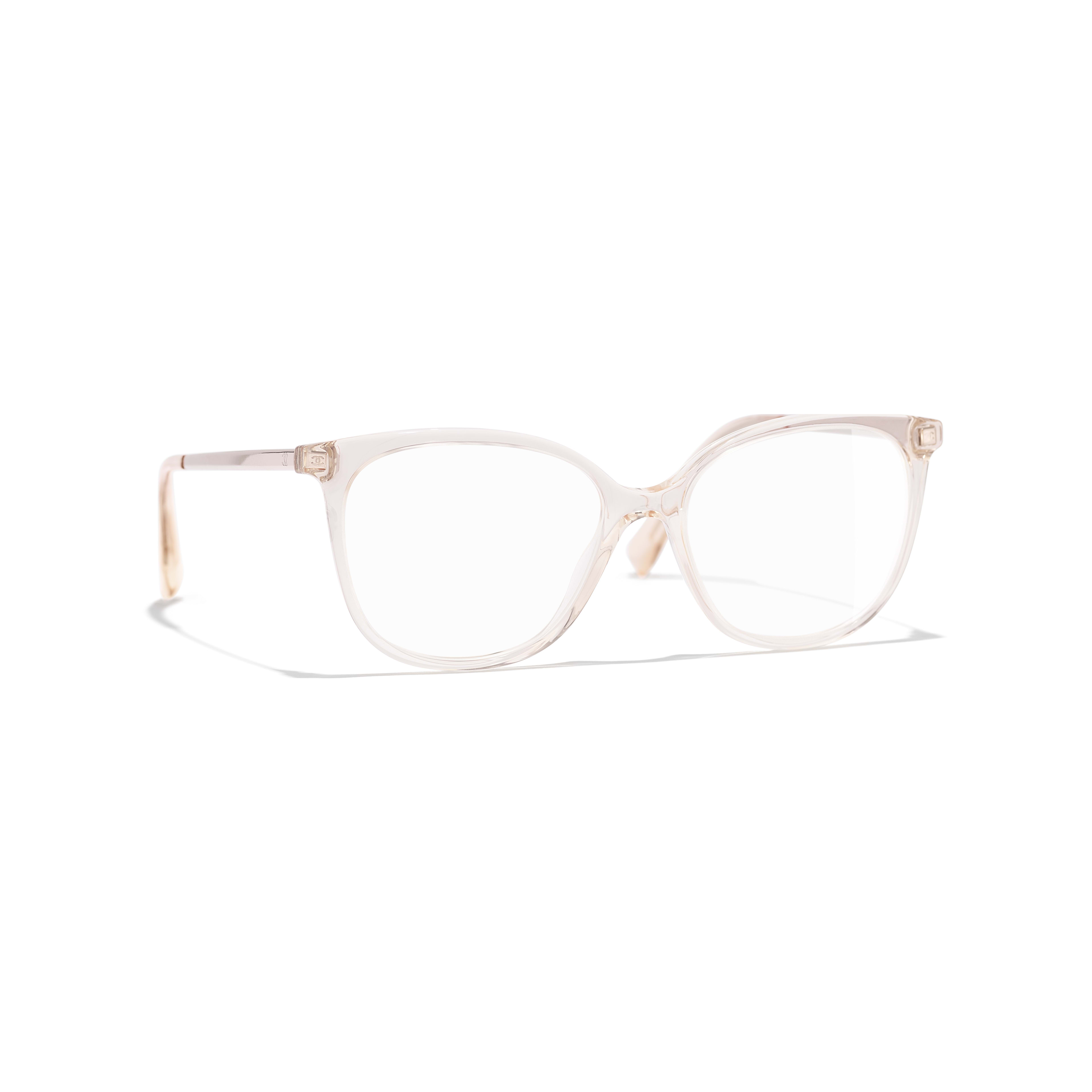 Butterfly Eyeglasses - Pink - Acetate & Metal - Default view - see standard sized version